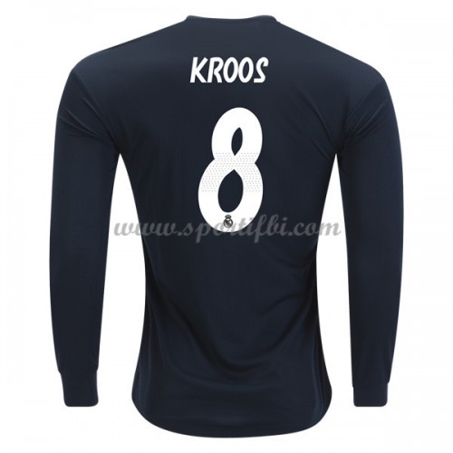 Maillot Extérieur Real Madrid Kroos