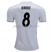 Maillot de foot Real Madrid 2018-19 Toni Kroos 8 maillot domicile..