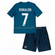 Real Madrid Enfant 2017-18 Cristiano Ronaldo 7 Maillot Third Pas Cher..
