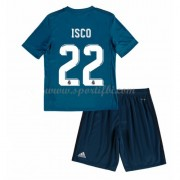 Real Madrid Enfant 2017-18 Isco 22 Maillot Third Pas Cher..