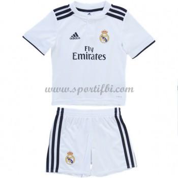 Real Madrid enfant 2018-19 maillot domicile