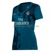 Maillot De Foot Real Madrid Femme 2017-18 Maillot Third..